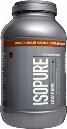Image of Zero/Low Carb Isopure Low Carb Chocolate 2 Kilograms - Protein Powder Isopure