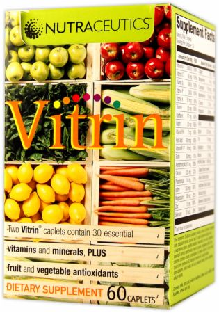 Nutraceutics Vitrin