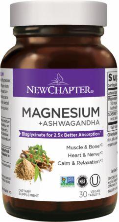 Magnesium + Ashwagandha