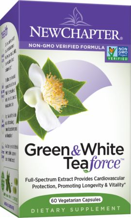 Green & White Tea Force