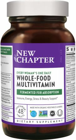 Every Woman's One Daily Whole-Food Multivitamin