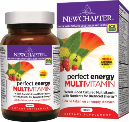 Perfect Energy Multivitamin