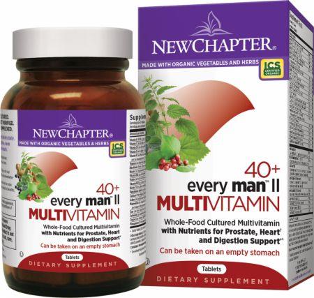 Every Man II 40+ Multivitamin
