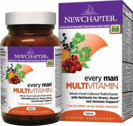 Every Man Multivitamin