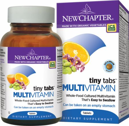 Tiny Tabs Multivitamin