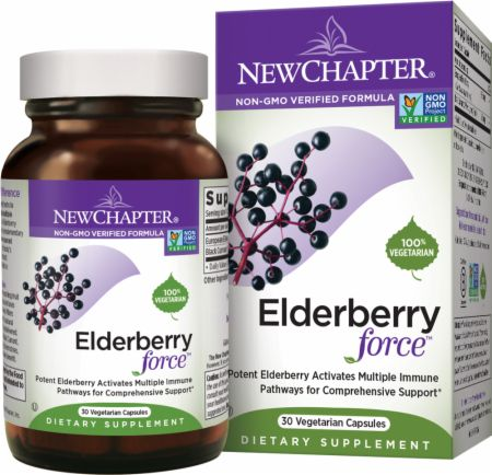 Elderberry Force Immune Support