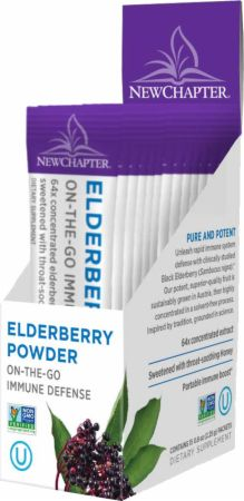 Elderberry Immune Defense Sticks