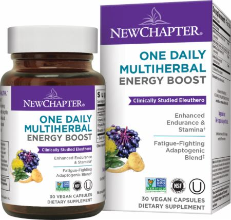 One Daily Multiherbal Energy Boost