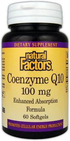 Natural Factors Coenzyme Q10 の BODYBUILDING.com 日本語・商品カタログへ移動する