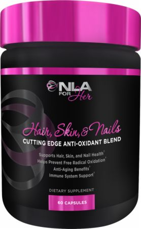 Hair, Skin, & Nails by NLA for Her at Bodybuilding.com - Best Prices ...