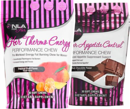 Performance Chew Weight Loss Stack