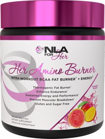 Image of Her Amino Burner Hawaiian Sunset 30 Servings - Amino Acids + Energy NLA for Her