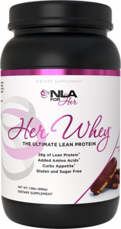 Image of Her Whey Chocolate Eclair 1.9 Lbs. - Protein Powder NLA for Her