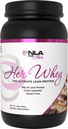 Image of Her Whey Hazelnut Smore's 1.9 Lbs. - Protein Powder NLA for Her