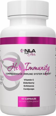 Image of Her Immunity 60 Capsules - Immune System Support NLA for Her