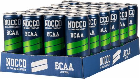 Image of NOCCO BCAA RTD 24 x 330ml Cans Pear