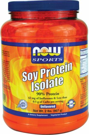 NOW Soy Protein