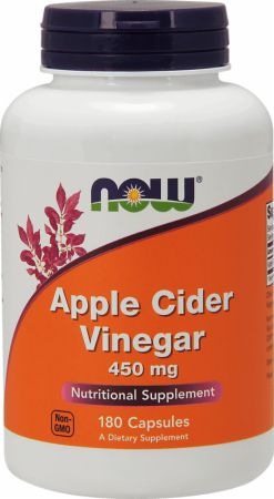 NOW Apple Cider Vinegar
