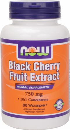 NOW Black Cherry Extract