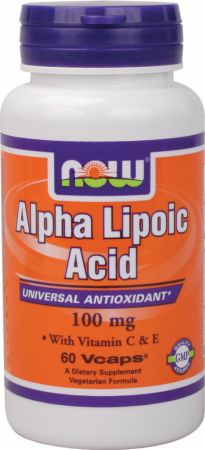 NOW Alpha Lipoic Acid