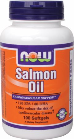 NOW Salmon Oil