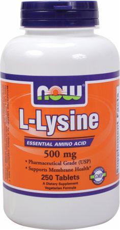 NOW L-Lysine