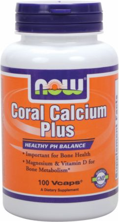 NOW Coral Calcium Plus
