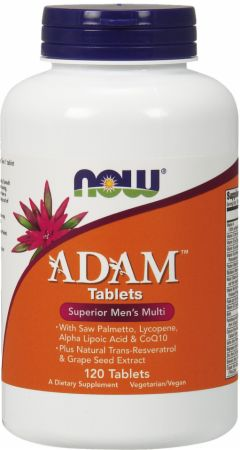 Image of NOW ADAM 120 Tablets
