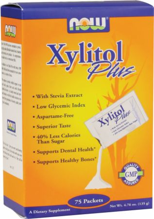 NOW Xylitol Plus