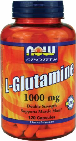 NOW L-Glutamine