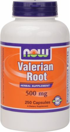 NOW Valerian Root