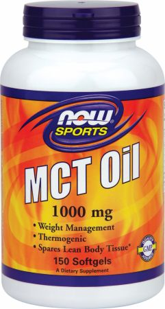 NOW MCT Oil Softgels