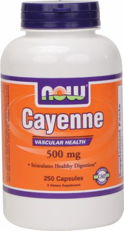 NOW Cayenne