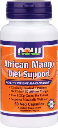 NOW African Mango Diet Support