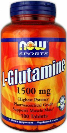 NOW L-Glutamine Tablets の BODYBUILDING.com 日本語・商品カタログへ移動する