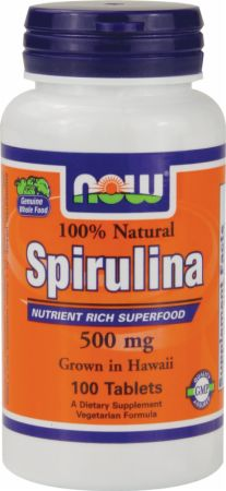 NOW Spirulina