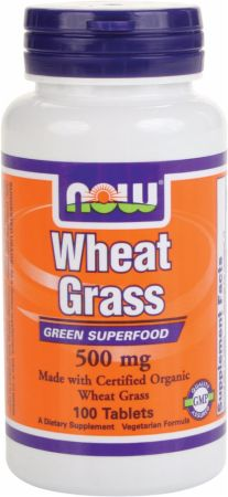 NOW Wheat Grass