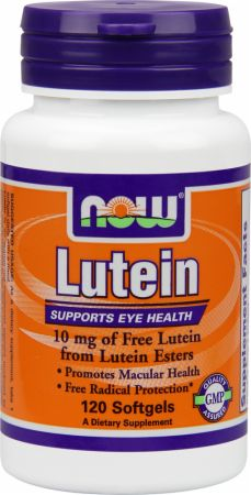NOW Lutein Esters