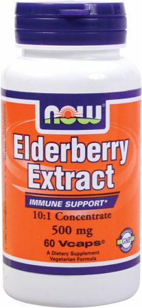 NOW Elderberry Extract