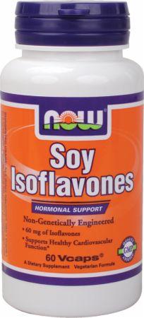 NOW Soy Isoflavones