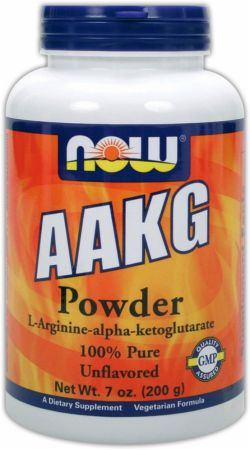 NOW AAKG Powder