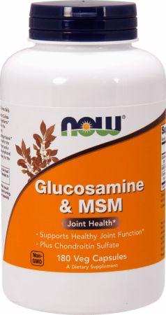Glucosamine & MSM