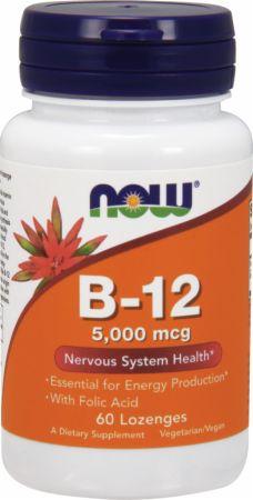 NOW Vitamin B-12