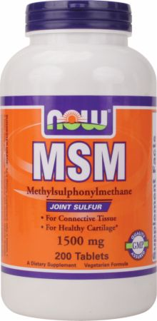 NOW MSM 1500