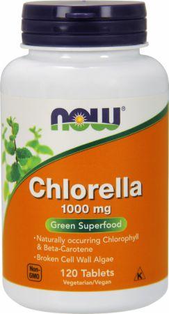 NOW Chlorella