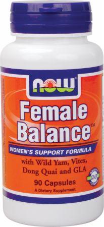 NOW Female Balance