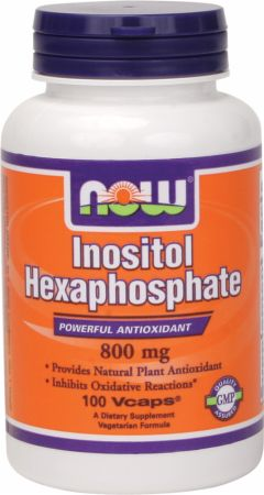 NOW Inositol Hexaphosphate