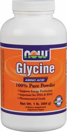 NOW L-Glycine