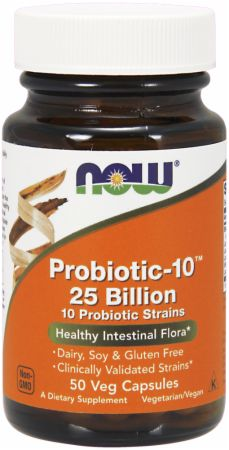 Probiotic-10 25 Billion