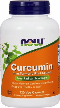 Image of Curcumin 120 Veg Capsules - Vitamins, Herbs & Health NOW